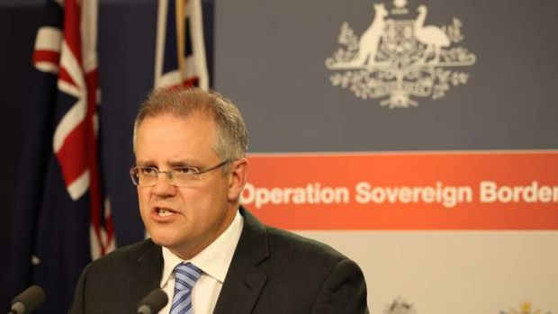 Minister for Immigration and Border Protection, the Hon Scott Morrison.