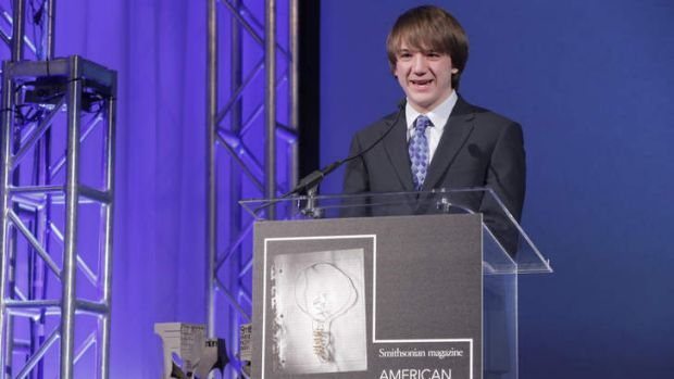 American prodigy Jack Andraka is largely self-taught, using powerful internet allies such as Google and Wikipedia.