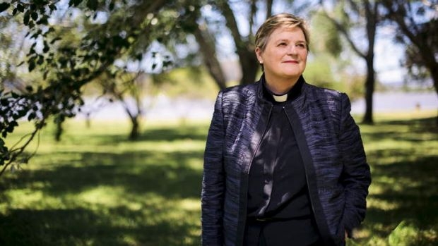 Sarah Macneil will be the new bishop of Grafton, the first woman to head an Anglican diocese in Australia.