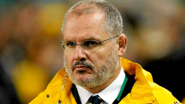 Trusted: Wallabies coach Ewen McKenzie.