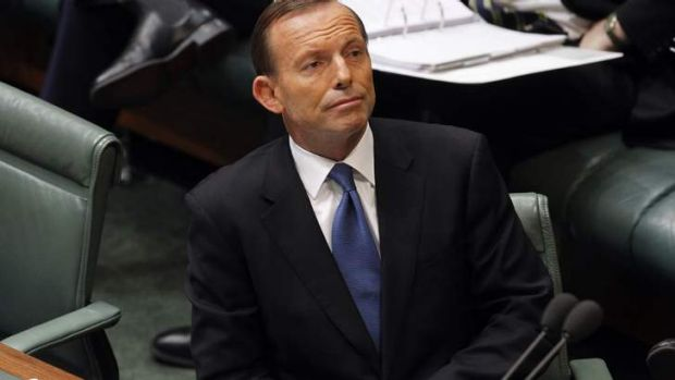 "Prime Minister Tony Abbott: ""The Australian government never comments on specific intelligence matters."""