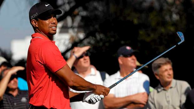 Tiger Woods has not won a major since the US Open in 2008.