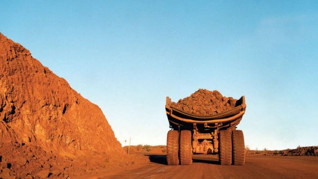 Yours or mine?: The case revolves around the ownership of an iron ore mining business.