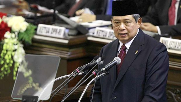 Anger mounts: Indonesia reacts after allegations that Australia spied on President Susilo Bambang Yudhoyono.