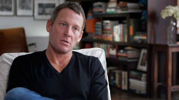 Accusation: Lance Armstrong.