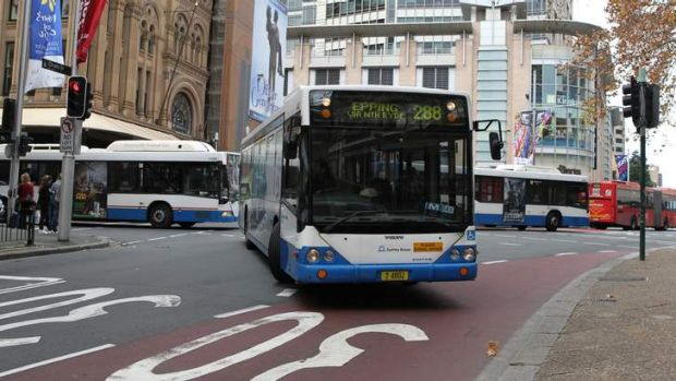 Restructure: Recently released transport planning documents have revealed that many of Sydney's commuters will be ...