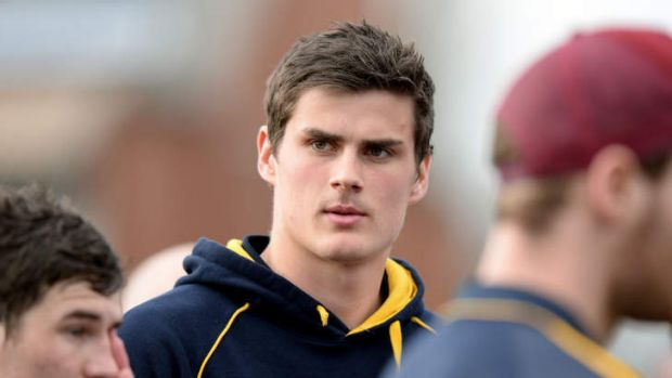 Tom Boyd has been earmarked for the No.1 slot for some time.