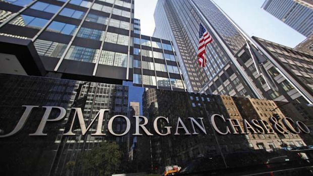 JP Morgan Chase is one of the banks included in the new legislation.