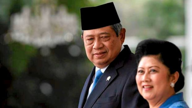 President Yudhoyono 'reacts very badly to any allegations involving, or any interference with his family, especially his ...