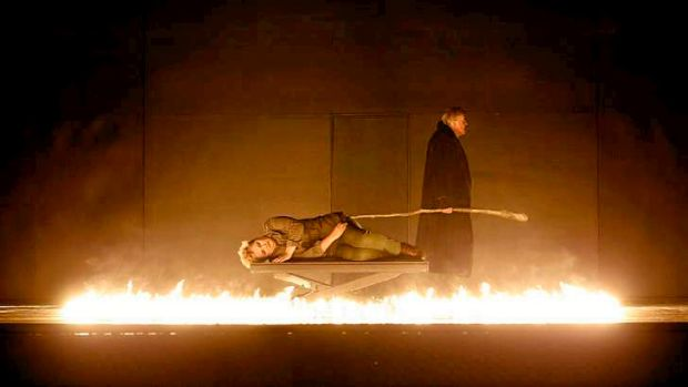 Passion and intensity: Opera Australia's production of <i>Die Walkure</i>.