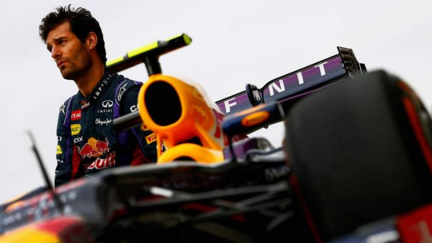 Red Bull's Mark Webber will bow out from formula 1 in Brazil.