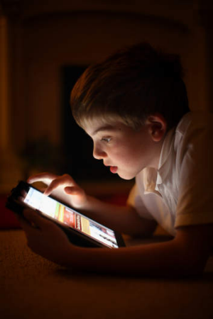 Virtual panic? Parental concerns about their children and techology don't seem to match up with their lived experiences.