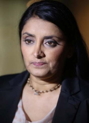 Helped to rescue three women: Aneeta Prem, founder of Freedom Charity.