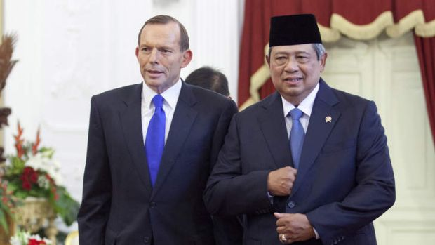 'A Mexican stand-off between Indonesia and Australia.'