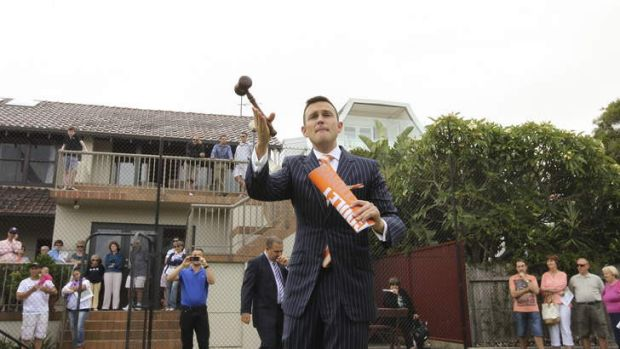 Still strong: Sydney property market will host 757 auctions this weekend.