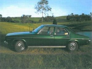Police have released this image of a vehicle similar to the one that Michelle is believed to have been picked up in on ...