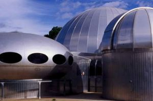The Futuro was a fixture at the Canberra Space Dome and Observatory for well over a decade.
