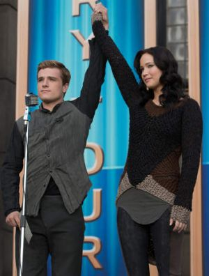 May the box office odds ever be in your favour: <i>The Hunger Games: Catching Fire</i>.