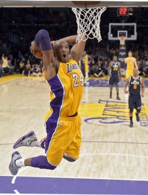 LA Lakers star Kobe Bryant is one of the modern-day players who have enhanced the NBA's global appeal.