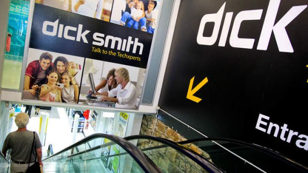 """""""We have a pretty water tight contract with each other.'': Dick Smith chief Nick Abboud."""