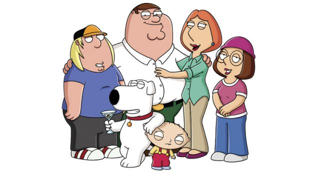 It's a dog's life: Brian Griffin, the talking dog on animated TV show <i>Family Guy</i>, dies after 12 seasons.