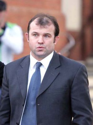 To stand trial for murder: Craig Field.