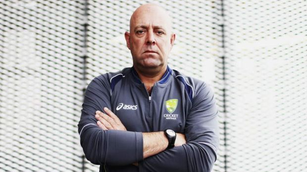Unleash the dogs of war: Darren Lehmann has the Australians back to their best, playing hard, uncompromising cricket.