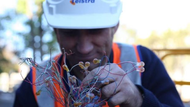 Slower speeds are expected to hit revenue for the government's NBN.