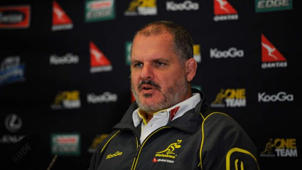 'We're happy to have the psychological edge' said Wallabies coach Ewen McKenzie.