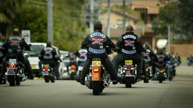 Queensland's controversial bikie laws are inspiring national protests.