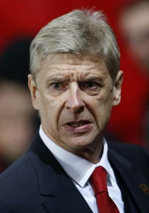 """Are we close to signing anybody? At the moment I would say no"": Manager Arsene Wenger."