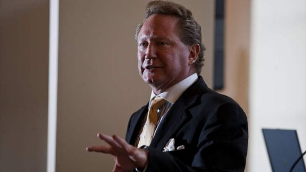Knocking back ADM was an 'empowering act', says Andrew Forrest.
