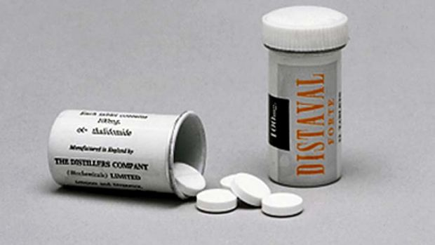 Distaval, otherwise known as thalidomide.