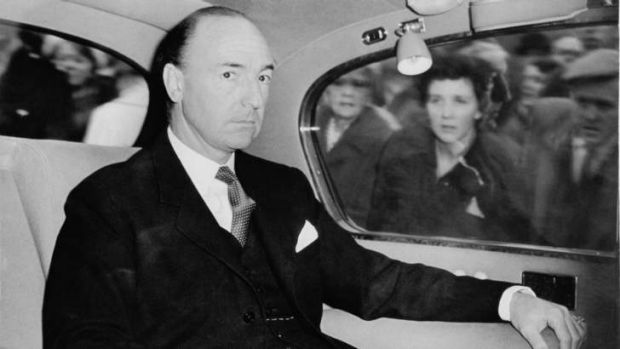 John Profumo was forced to resign as war minister over the scandal.
