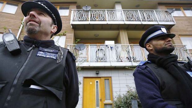 Modern-day slavery: The house in South London where the three women were held, including Siti Aishah Abdul Wahab.