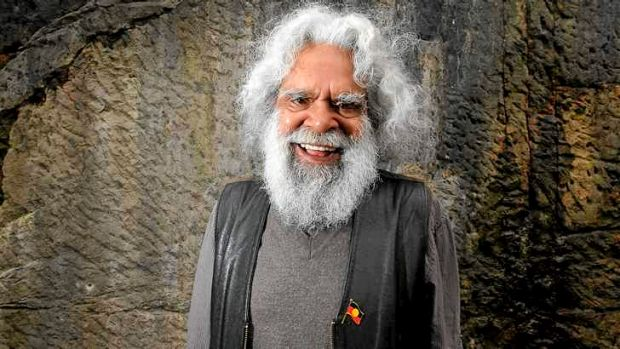 Jack Charles ... 'Racism is alive and well'.