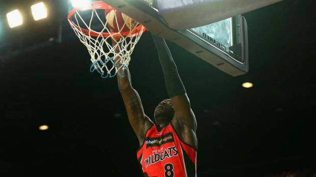 Marquee stars like Perth Wildcats import James Ennis have reinvigorated the NBL this season.