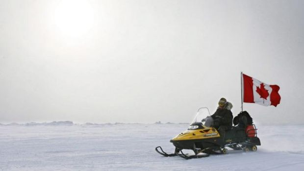 Canada plans to make a claim to the North Pole in an effort to assert its sovereignty in the resource-rich Arctic, the ...