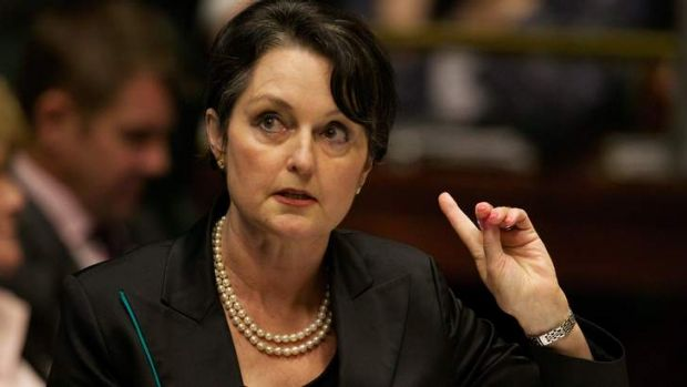 """Appropriate support"":  Pru Goward will head the new taskforce."