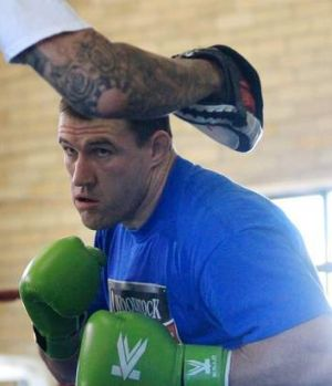 Paul Gallen is awaiting a report examining the drug protocols at each of the 16 NRL clubs.
