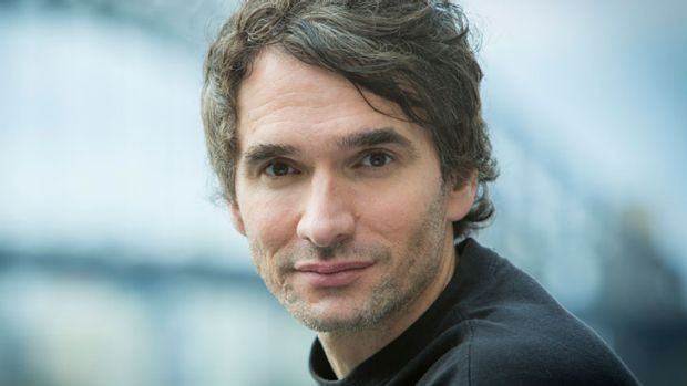'I think I can make a difference': Todd Sampson.