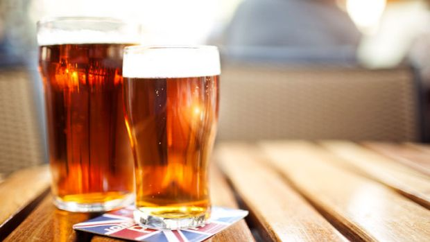 Apps on tap: find the best beers in town.