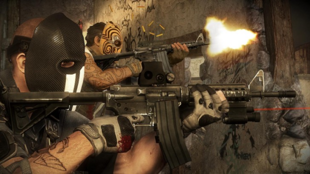 """Army of Two: The Devil's Cartel a.k.a. """"Let's go shoot us some Mexicans!"""""""