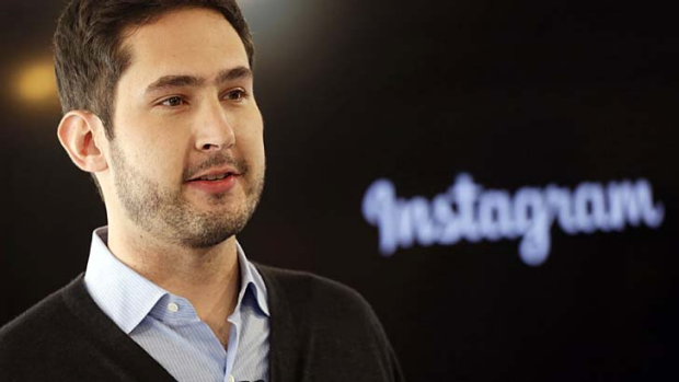 Instagram co-founder Kevin Systrom introduces Instagram Direct.