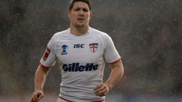 Gareth Widdop has moved to the Dragons.