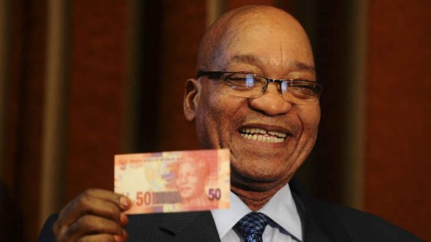 South Africa's President Jacob Zuma spent $20 million on 'upgrading security' at his rural home.