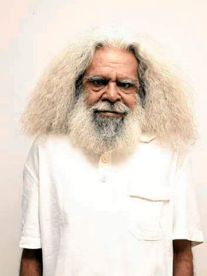 Actor Jack Charles in <em>Coranderrk</em>.