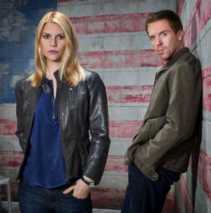 Didn't make the cut: <i>Homeland</i>, starring Claire Danes and Damien Lewis, wasn't as impressive this year.