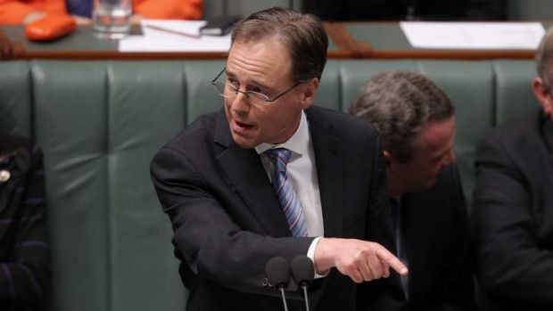 Facing a battle: Environment Minister Greg Hunt.