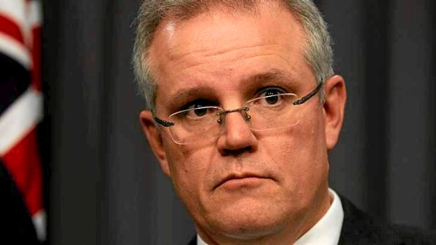 Immigration Minister Scott Morrison says he won't comment on reports about ''on-water activities'' for ''operational ...